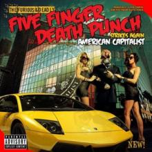 FIVE FINGER DEATH PUNCH  - 2xVINYL AMERICAN CAPITALIST [VINYL]