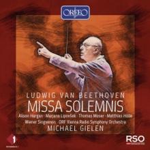 BEETHOVEN LUDWIG VAN  - CD MISSA SOLEMNIS