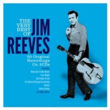 REEVES JIM  - 2xCD VERY BEST OF
