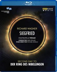 WAGNER RICHARD  - BRD SIEGFRIED [BLURAY]