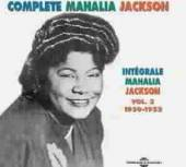 JACKSON MAHALIA  - CD INTEGRALE VOL.3 1950-1952