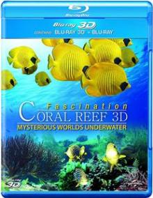 DOCUMENTARY  - BRD CORAL REEF 3D:.. [BLURAY]