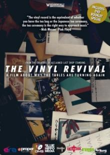 DOCUMENTARY  - DVD VINYL REVIVAL