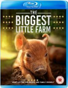 DOCUMENTARY  - BRD BIGGEST LITTLE FARM [BLURAY]