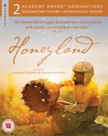 DOCUMENTARY  - BRD HONEYLAND [BLURAY]