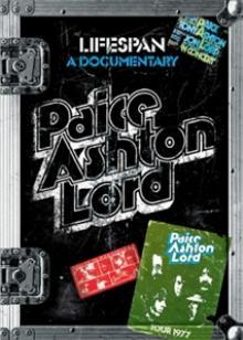 PAICE ASHTON & LORD  - DVD LIFE SPAN DOCUMENTARY