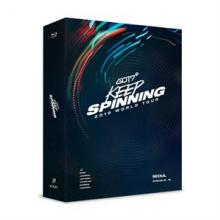 GOT7  - 3xBRD KEEP SPINNING [BLURAY]