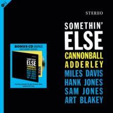 ADDERLEY CANNONBALL  - 2xVINYL SOMETHIN' ELSE -LP+CD- [VINYL]