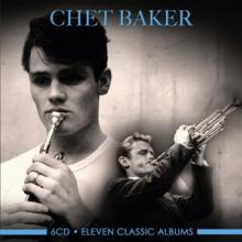 BAKER CHET  - 6xCD ELEVEN CLASSIC ALBUMS