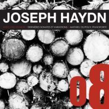 HAYDN J.  - CD DERNIERES SONATES ET VARI