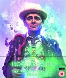 TV SERIES  - BRD DOCTOR WHO:.. [LTD] [BLURAY]