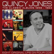 QUINCY JONES  - 4xCD THE CLASSIC ALB..