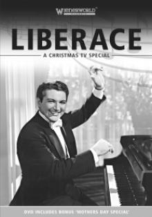 LIBERACE CHRISTMAS SPECIAL  - DV LIBERACE CHRISTMAS SPECIAL