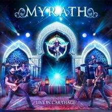 MYRATH  - CD LIVE IN CARTHAGE CDDVD