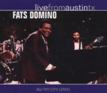 DOMINO FATS  - CD LIVE FROM AUSTIN, TEXAS
