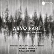STABAT  - CD ARVO PART, JAMES MACMILAN, PETE