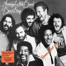 AVERAGE WHITE BAND  - VINYL BENNY & US -COLOURED- [VINYL]