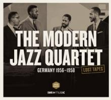 MODERN JAZZ QUARTET  - CD LOST TAPES: GERMANY 1956 - 1958