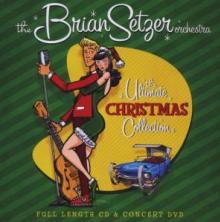 SETZER BRIAN  - 2xCD+DVD ULTIMATE CH..
