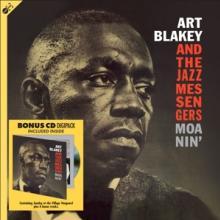 BLAKEY ART & JAZZ MESSEN  - 2xVINYL MOANIN' -LP+CD- [VINYL]