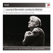 BERNSTEIN LEONARD  - CD LEONARD BERNSTEIN CONDUCTS MAHLER