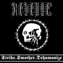 REVENGE  - CD STRIKE.SMOTHER.. [DIGI]