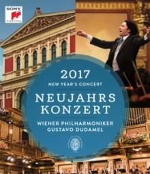 DUDAMEL GUSTAVO/WIENER PHILHA  - BRD NEUJAHRSKONZERT 2017 [BLURAY]