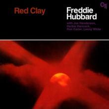 HUBBARD FREDDIE  - VINYL RED CLAY [VINYL]