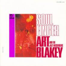 BLAKEY ART  - CD SOUL FINGER