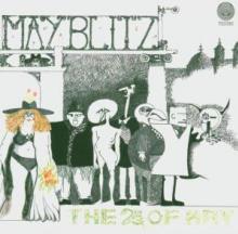 MAY BLITZ  - CD SECOND OF MAY