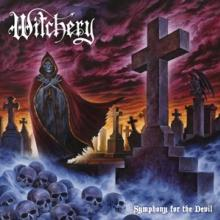 WITCHERY  - CD SYMPHONY FOR THE ..