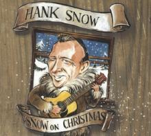 SNOW HANK  - CD SNOW ON CHRISTMAS [DIGI]