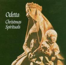 ODETTA  - CD CHRISTMAS SPIRITUALS