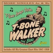 WALKER T-BONE  - CD T-BONE JUMPS AGAIN