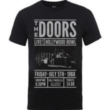 DOORS =T-SHIRT=  - TR ADVANCE FINAL -MEN-.. -L-