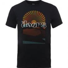 DOORS =T-SHIRT=  - TR DAYBREAK -MEN- BLACK -L-