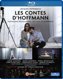 OFFENBACH J.  - BRD LES CONTES D'HOFFMANN [BLURAY]