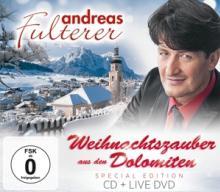 FULTERER ANDREAS  - CD WEIHNACHTSZAUBER AUS DEN