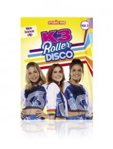 K3  - DVD ROLLER DISCO VOL. 3