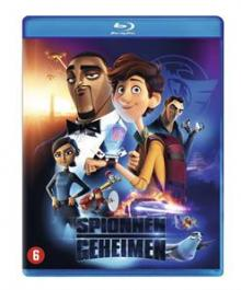 ANIMATION  - BRD SPIES IN DISGUISE [BLURAY]