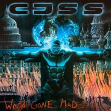 CJSS  - CD WORLD GONE MAD [DELUXE]