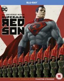 ANIMATION  - BRD SUPERMAN: RED SON [BLURAY]