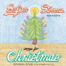 SUFJAN STEVENS  - 5xCD SONGS FOR CHRISTMAS