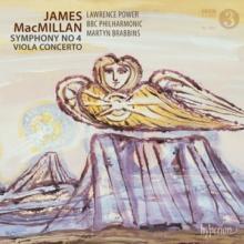 MACMILLAN J.  - CD VIOLA CONCERTO/SYMPHONY N