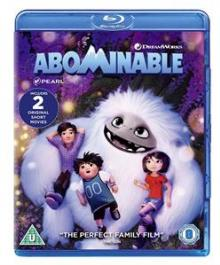 ANIMATION  - BRD ABOMINABLE [BLURAY]