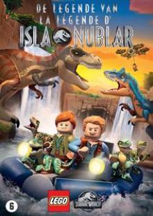 ANIMATION  - DVD LEGO JURASSIC WORLD:..