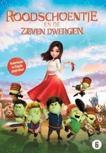 ANIMATION  - DVD ROODSCHOENTJE EN DE..