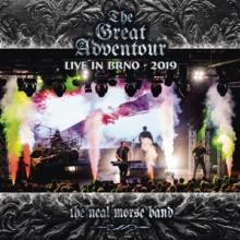 NEAL MORSE BAND  - CD THE GREAT ADVENTO..