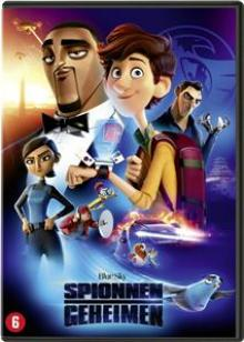 ANIMATION  - DVD SPIES IN DISGUISE