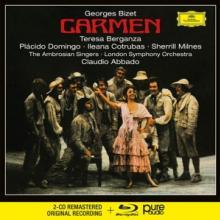 BIZET G.  - 2xCD CARMEN -CD+BLRY-